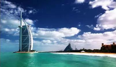 """为了建""""世界最智慧城市"""",迪拜都做了些什么?"""