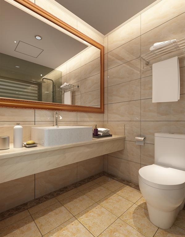 """广州鸿力""""太空舱""""式整体浴室"""