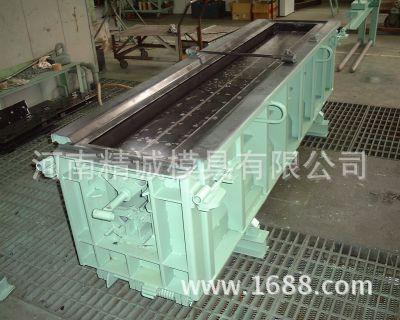 PC构件模-电缆沟、排水沟钢(可配盖板模)制模具-预制U型沟钢模